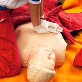 Emergency First Aid at Work (EFAW) Cambridge