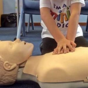 Mini Medics First Aid For Children