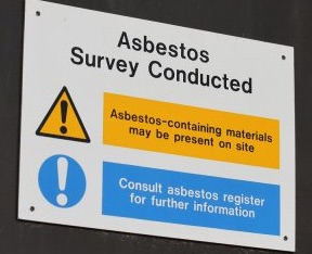 Demolition asbestos survey