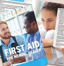First Aid for Mental Health Awareness - FAA Level 1 Award